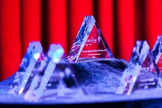 Geriausių 2014 m. startuolių apdovanojimai