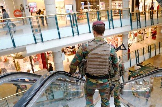 Спецоперация в Брюсселе: предполагаемый террорист оказался помешанным