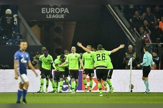 """""""Аякс"""" умудрился в меньшинстве забить дважды, серия пенальти в Стамбуле и 120 минут в Манчестере"""