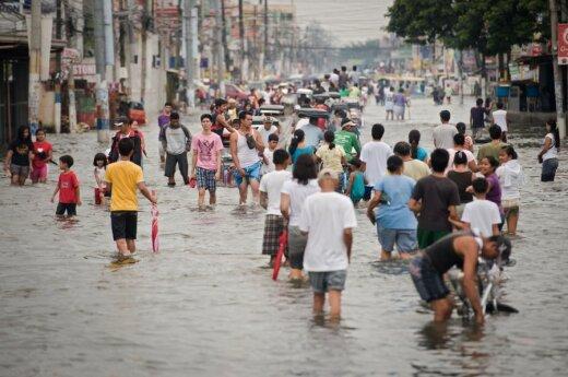 Malezja: Ewakuacja około 20 tys. mieszkańców z powodu powodzi