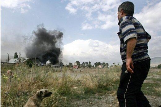 Rosja: Została rozbrojona bomba o sile 80 kg trotylu