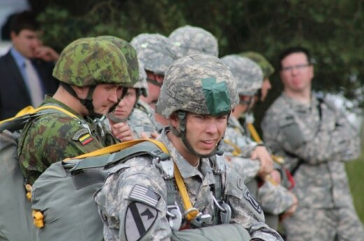 New shift of US troops with heavy combat equipment coming to Lithuania