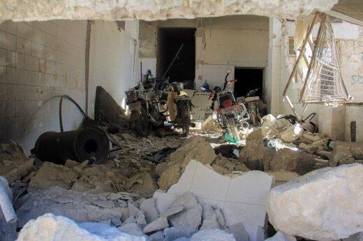 HRW обвинила Дамаск в систематическом применении химоружия