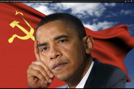 USA: Czy rodzice Obamy to striptizerka i komunista?