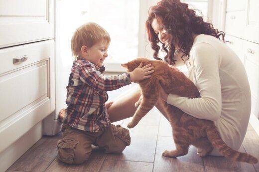 Nustebsite, kas gyvena ilgiau – vaikų turintieji ar bevaikiai