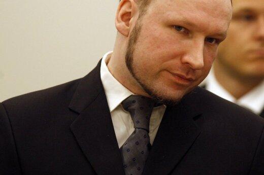 Брейвик вновь жалуется на условия пребывания в тюрьме