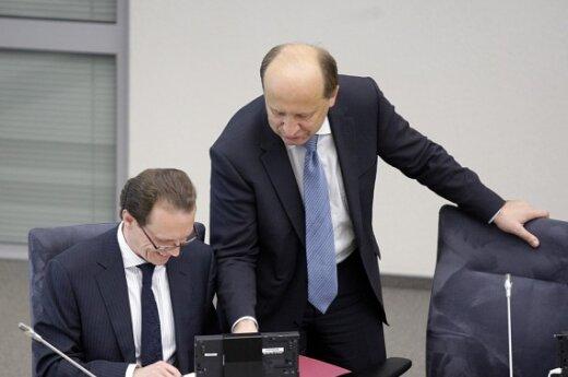 Премьер: министра А.Шемету надо оставить