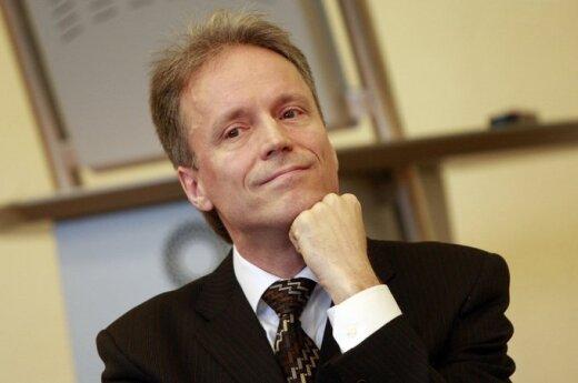 Švedijos ambasadorius MInske Stefan Eriksson