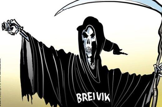 Norwegia: Breivik przebywał także na Litwie