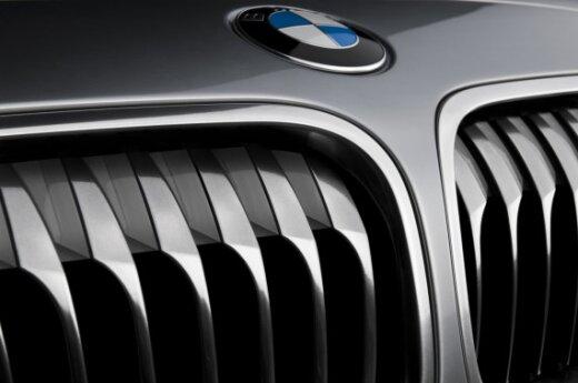 "Новая ""шестерка"" BMW заинтриговала публику"