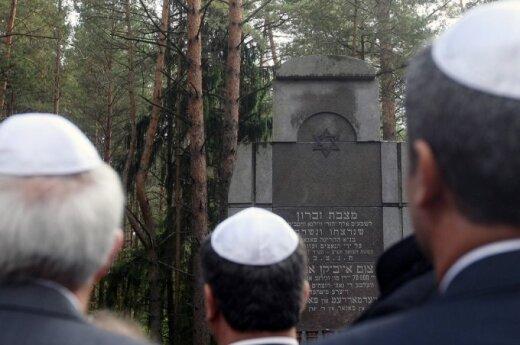 В Литве отмечается День памяти жертв Холокоста
