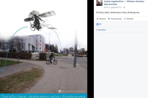 Pasidalino absurdiškomis nuotraukomis: neįtikėtina, kad tai iki šiol galima pamatyti Vilniuje