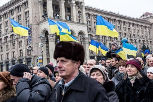 Lithuanian ambassador: Anti-government protests in Ukraine incited by interest groups