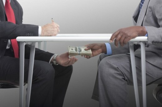 28 percent of managers in Lithuania justify bribery