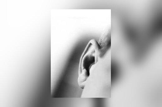 ausis, klausyti