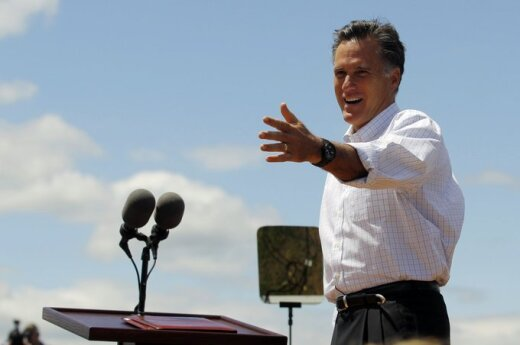 Кандидат в президенты США Ромни отчитался о налогах