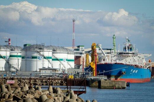 Klaipedos nafta надеется на рост доходов от международных проектов