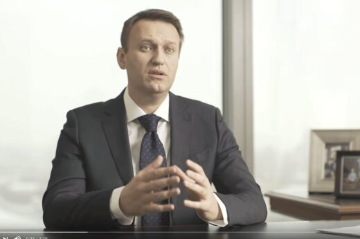 """Навальный пообещал распустить """"нелегитимную"""" Госдуму в случае избрания президентом"""