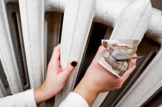 Butkevičius obiecuje zmniejszenie cen na ogrzewanie