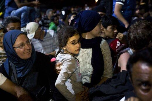 Британия примет за пять лет до 20 тысяч беженцев из Сирии