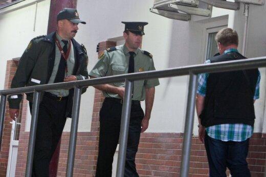 Двое грузин пытались проникнуть в Литву через забор