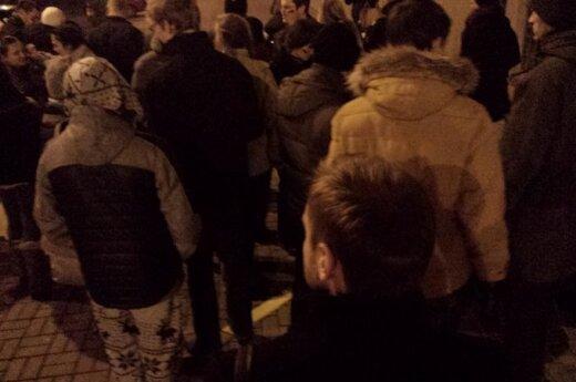 Klaipėdiečių Ukrainos palaikymo akcija