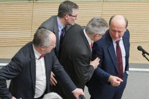 Skład przyszłego Sejmu: kto będzie rządził Litwą?