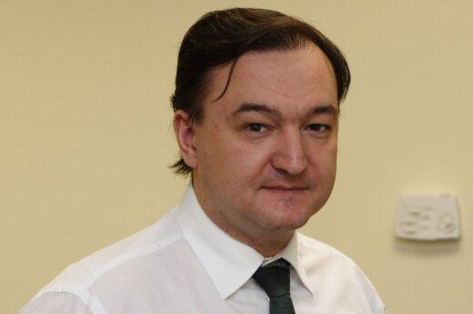 Sergejus Magnitskis