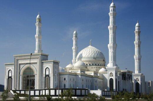 Kazachstane atidaryta milžiniška mečetė