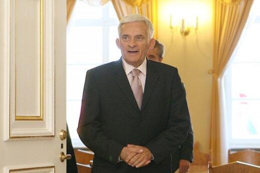 Бузек: у главы EП работы больше чем у премьер-министра
