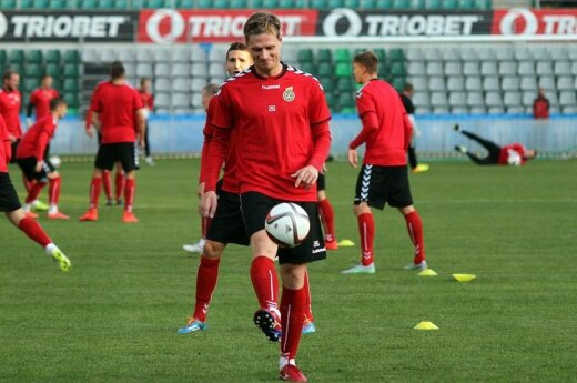 Lithuanian national football team