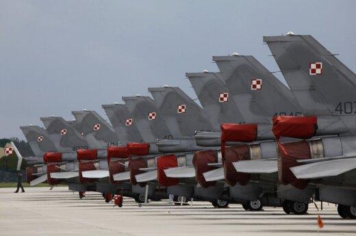 Poland's F-16