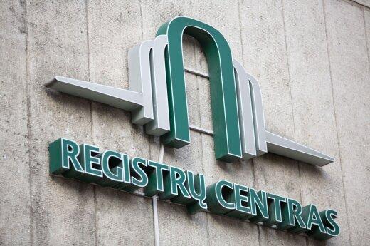 Centre of Registers
