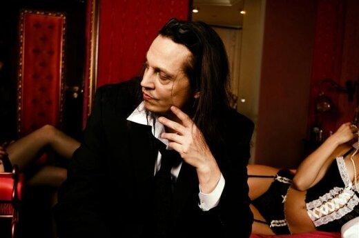 """Peteris Tägtgrenas iš grupės """"Pain"""" FOTO: Denis Gloria"""