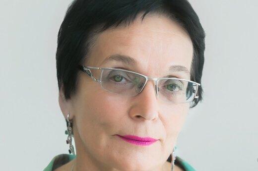 M. A. Pavilionienė (O. Posakovos nuotr.)