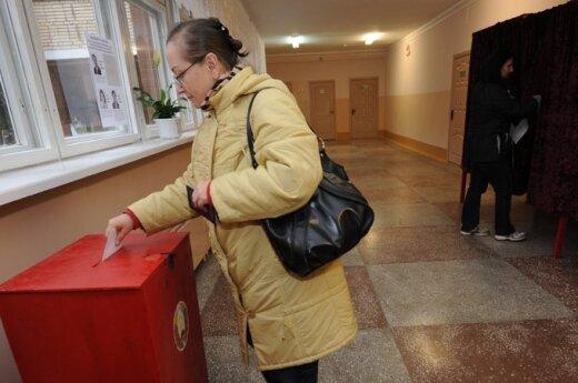 Rinkimai, balsavimas, Baltarusija (K.Avimova)
