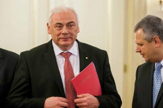 Министр внутренних дел Литвы подал в отставку