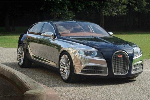 "2009 m. koncepcinis ""Bugatti 16C Galibier"""