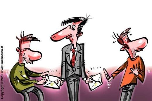 """В этом году зарплаты в """"конвертах"""" стали еще популярнее"""