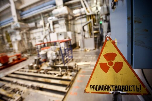 Belarus nuclear plant just being used as election ploy, says Lithuanian analyst