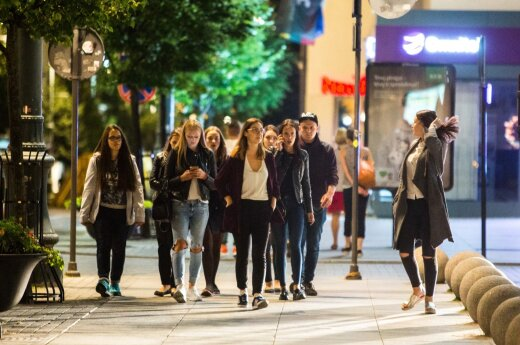 Students' night out on September 1