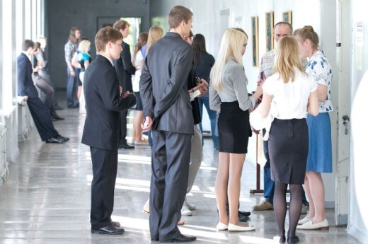 Lietuvos mokiniai nepritaria vadinami neklaužadomis ir tinginiais