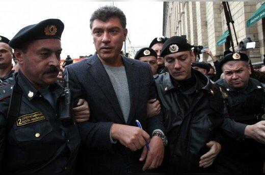 Борис Немцов: когда мы скинем Путина, отношения с прибалтами улучшатся