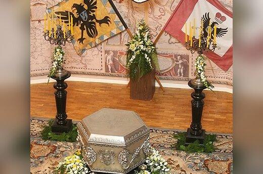 Radvilų sarkofagas