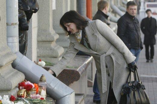 Per teroro aktą Minsko metropolitene žuvo 12 žmonių, 157  sužeisti