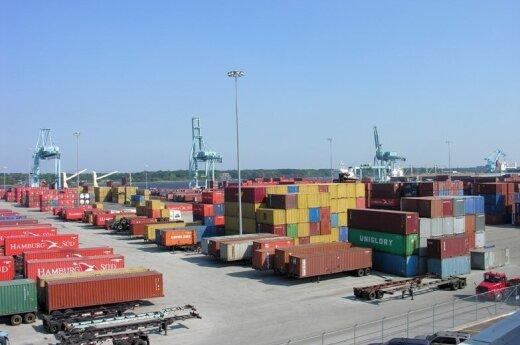 Экспорт вырос во всех странах Балтии