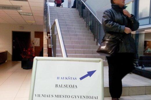 W II turze zagłosowało już ponad 23 tys. wyborców