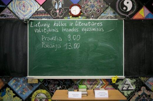 Matura z litewskiego: Litwini - gorzej, mniejszości - lepiej