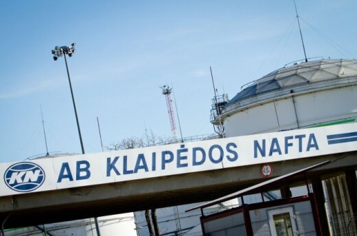 LNG distribution station to be built in Klaipėda