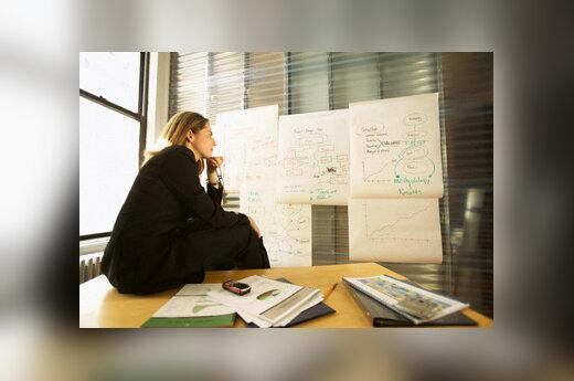 Darbas, verslas, perfekcionizmas